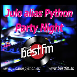 28.8.2015 - Julo alias Python Party Night