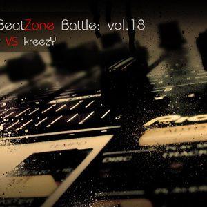 kreezY - BBZ Battle Mix vol.18