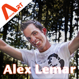 HouseArt podcast # 13 mixed by Alex Lemar