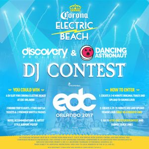 Made in 8 – Discovery Project Corona Electric Beach EDC Orlando 2017