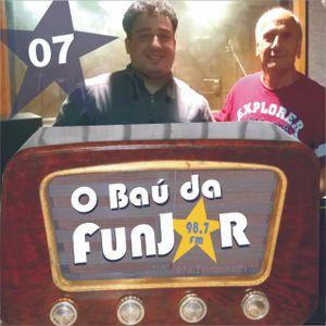 BAÚ DA FUNJOR #07 (ENGRENAGENS: Silvio Machado e Helena de Lima)