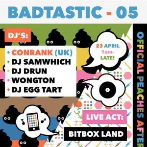 ConRank - Live @ Badtastic