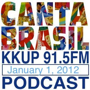 Canta Brasil for January 1, 2012 by DJ Larzinho