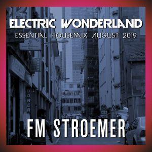FM STROEMER - Electric Wonderland Essential Housemix August 2019 | www.fmstroemer.de