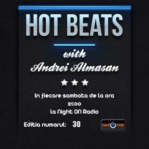 Hot Beats w. Andrei Almasan - (Editia Nr. 30) (21 Dec '13)