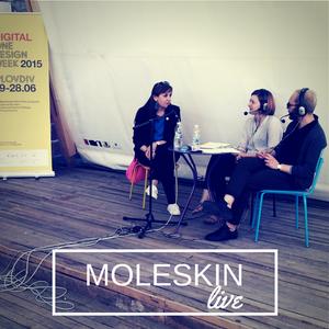 Moleskin vs. Plakatkombinat.com live