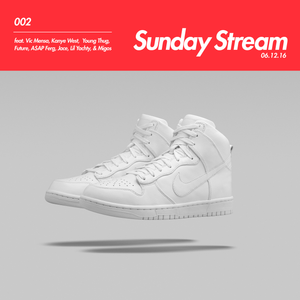 Sunday Stream 002