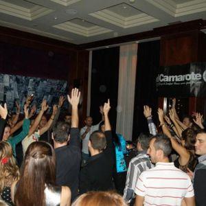 Camarote radio Party H CLub Hotel Westin.