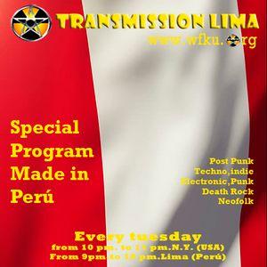 Programa Transmission Lima 16-08-2016