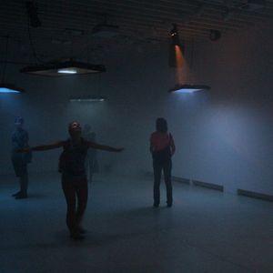 Felhők feletti földalatti (hanganyag Kiégő Izzók installációhoz 3)