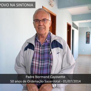 50 Anos de Sacerdócio - 01/07/2014
