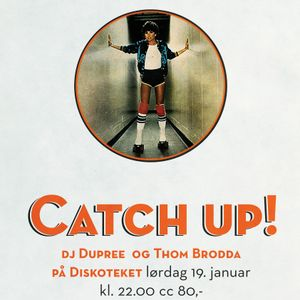 Catch Up!, Disco Boogie Session 1