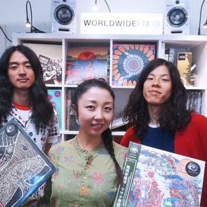 oto nova Japan 音の波: Mari* with Go Kurosawa and Tomo Katsurada (Kikagaku Moyo) // 02-09-19
