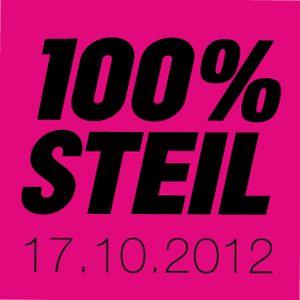100%Steil Aachen 17.10.2012 Plattenkonferenz