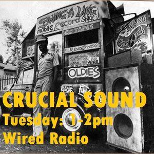 Crucial Sound #002 26/11/13
