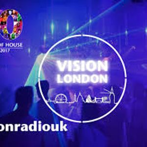 27.6.17 Hardcore and Jungle Show Steve Stritton Vision Radio Uk