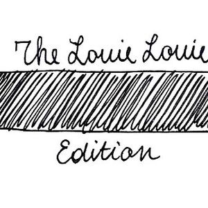 "The Louie Louies radioshow #11 """"BLACK Ed."""