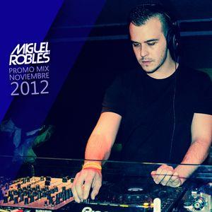 Miguel Robles - Promo Mix Noviembre 2012
