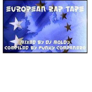 Dj moldy & el funky companero - european rap tape (b side) -- www.facebook.com/djmoldy