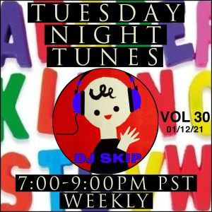 TUESDAY NIGHT TUNES Vol 30 (New Wave A-Z)