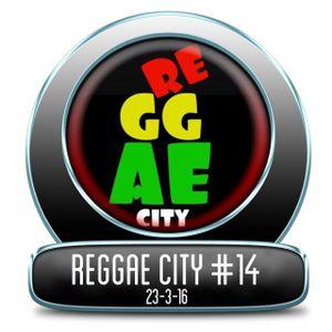 REGGAE CITY #14