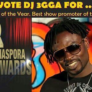 DJ 3GGA - Urban Afro/RnB/Hiphop 11.2012 mix