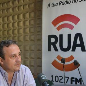 Impressões - Entrevista a António Cabecinha - Adm. SAS - 06Julh