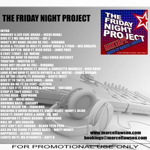 The Friday Night Project 2011 Mixtape