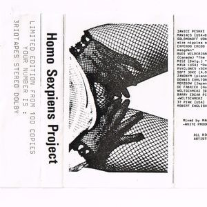 Homosexpiens project 3RIOTAPES side 1