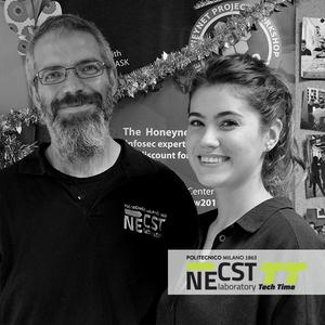 NECST Tech Time III, 1 - Interview to Marco Santambrogio & Carlotta Marchesini - 23/10/2019