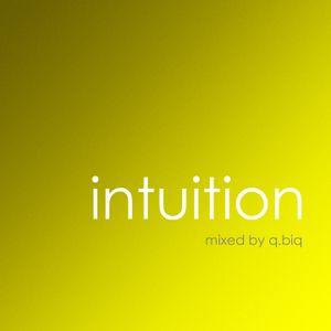 Intuition | citrine | mixed by q.biq | 12.05.2012