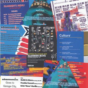 Slammin Boys Live From The Backroom, Home Nightclub 1995 Vol 1