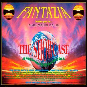Fantazia 1992 PSI & Ramjack Showcase Pt2 Side A