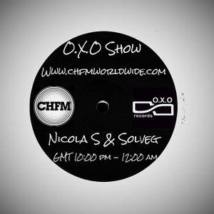 Solveg & Nicola-S O.X.O Show on CHFM Saturday 17.10.2015