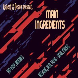 MAIN INGREDIENTS on Subsonic Radio (20/08/2012)