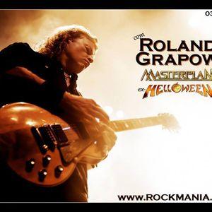 Rock Mania #285 - com Roland Grapow - 03/02/17