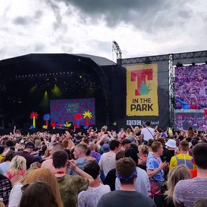 Annie Mac @ T In The Park, United Kingdom 2016-07-08