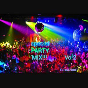 special PARTY MIX!!! Vol.2  DJ no2om!