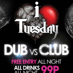 Live @ Peep Nightclub // DUB VS CLUB // 30/10/2012