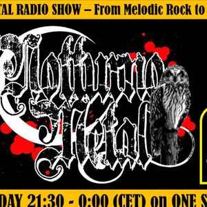 Notturno Metal @ One Shot Radio (16/01/2017)