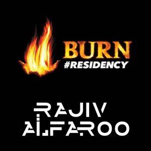 Burn Residency - Mexico - Rajiv Alfaroo 2016 MEXICAN WINNER