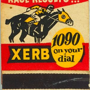 XERB WOLFMAN JACK rock n roll show APRIL 15 1972 MEXICO 2 hours 20 minutes with Commericals