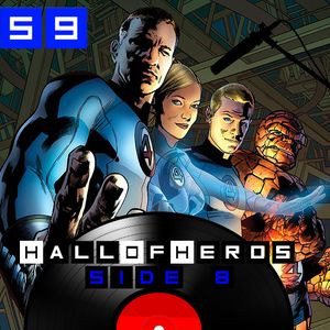 Hall Of Heros #59 - The Disabled 4