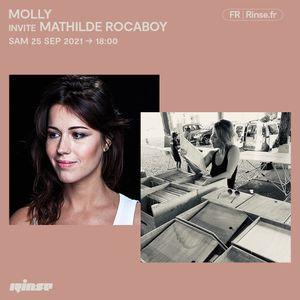 Molly invite Mathilde Rocaboy - 25 Septembre 2021