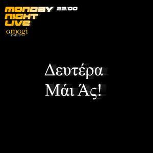MONDAY NIGHT LIVE #07 [14-10-2013] by Paris Mexis @amagi