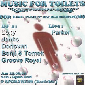 Janko @ Music for Toilets - Sportheim Barfelde - 22.05.2004