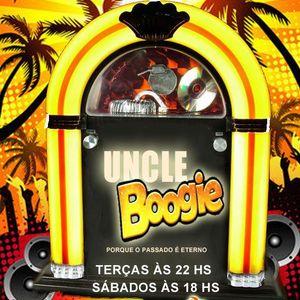 Programa Uncle Boogie de 31.01.12