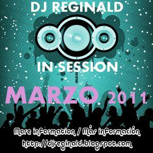 Dj Reginald - Session Marzo 2011