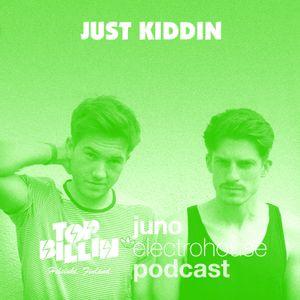 Juno x Top Billin Podcast volume 5