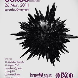 browNsugaR present OOXOO sessions-20110326-part1